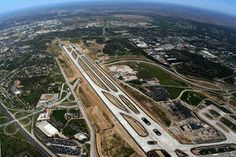 Runway of Lambert-Saint Louis International Airport, United States of America. Watch out more @ http://www.airport-technology.com/projects/lambert/