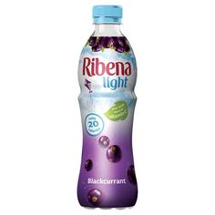 Ribena Light Blackcurrant Juice
