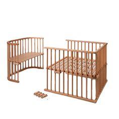 Kinderbett Erweiterung für babybay original, natur lackiert, babybay | myToys
