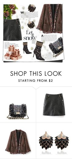 """""""Shine"""" by theitalianglam ❤ liked on Polyvore featuring trends and Holidaygifts"""