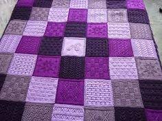 Afbeeldingsresultaat voor patronen deken breien