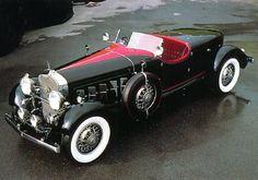 1930 Cadillac - V16 Boattail Speedster.