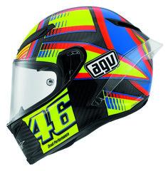 """AGV Pista GP SOLELUNA 2013 limited edition: la replica del casco del """"Dottore"""""""