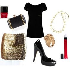 One more Vegas outfit!!!