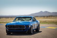 Ford Mustang Boss 302 Trans Am 12