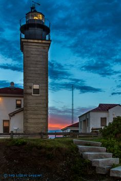 Beavertail Light - Beavertail Lighthouse Jamestown, RI