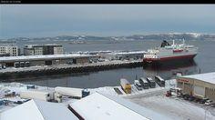 16.02.2016 Hurtigruta Ms Kong Harald