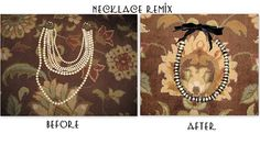 #3   pearl necklace remix