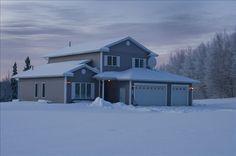 House vacation rental in Fairbanks from VRBO.com! #vacation #rental #travel #vrbo
