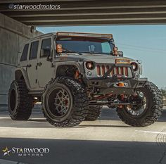 Off Road Jeep