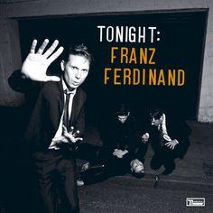 Franz Ferdinand (Alex Kapranos, Bob Hardy, Paul Thomson and Nick McCarthy)