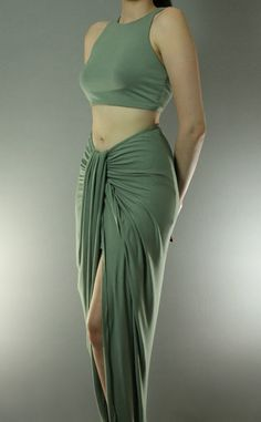 http://www.shophouseofolympia.com/collections/dresses/products/olive-green-2-piece-set 2-PIECE SET TOP + SKIRT