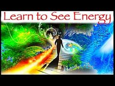 Learn a simple technique will have you actually seeing energy that makes up the world around you within minutes. The more you work with this technique, the more you will realize that life really is an illusion...