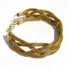 bracelet Cajà en or végétal, golden grass. #Bracelets #AçaïBijou #Boutique #bijoux #Or #Végétal #faitmain #Capim #Dourado #herbe #dorée #artisanaux #OrVégétal #décoration