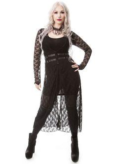 Vixxsin Beloved Lace Cardigan   Attitude Clothing