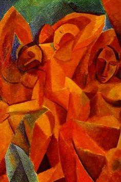 Three Women : Pablo Picasso