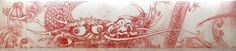 Takashi Murakami, 'Dragon In Clouds - Red Mutation,' 2010, Gagosian Gallery