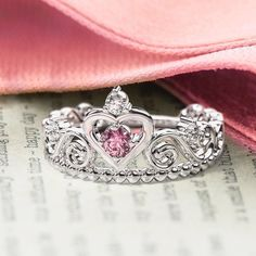 The Happily Ever After Ring: