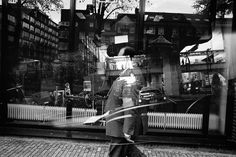 Double exposure, Amsterdam + Bangkok © Hans Malm