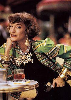 Vogue Remembers Loulou de La Falaise