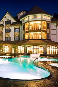 The Mountain Grand Lodge and Spa - Boyne Mountain Resort, Michigan