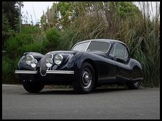 S121 1952 Jaguar XK120 Fixed Head Coupe 160 HP, 4-Speed