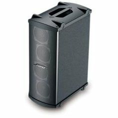 Bose MB4 Panaray Subwoofer (Black) by Bose. $499.00. The 200-watt Panaray MB4 modular bass loudspeaker delivers performance, convenience and flexibility for low-frequency sound reinforcement applications. Its output, bandwidth and size make it valuable as a single unit or as a building block to extend the low-end response for your professional systems. The Panaray MB-4 can be used in permanent installations or as a portable element for DJs and live sound reinforcement. Pro Audio Speakers, Sound Stage, Loudspeaker, Bose, Musical Instruments, Canning, Flexibility, Vietnam, Black