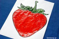 Just the sweetest #strawberry  you have ever seen! :)  #instrukcja #instruction #handmade #rekodzielo #DIY #handcraft #craft #lubietworzyc #howto #jakzrobic #instrucción #artesania #声明 #truskawka   #fresa   #azúcar   #cukier   #słodycze   #sweets  #草莓  #糖