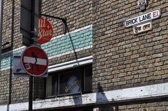 Brick Lane, East London