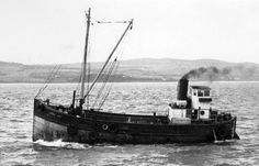 SS Cumbrae Lass by Scottish Maritime Museum, via Flickr