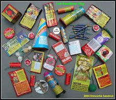 Hours of fun for my siblings and I. I loved playing with all the fireworks you could buy at the local shops. Pretend war battles and blowing up things was part of my childhood memories.