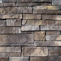 Manufactured Stone - Southern Stacked Stone - Outback