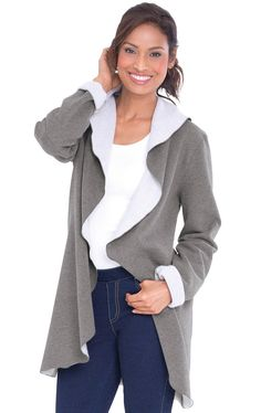 Waterfall Cardigan | New Arrivals | PajamaJeans