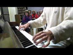 Interactive Piano Improvisation Concert - Ary Reisin 2014-04-26 #bellejarrecords