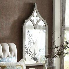 $55 Arched Castle Mirror