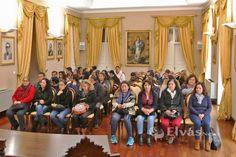 Elvas: Autarquia apoia cerca de 40 pessoas em Programa Social   Portal Elvasnews