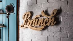 Objet déco woodworking in 2019 дизайн знаков, дизайн плаката, дизайн. Coordination Des Couleurs, Led Neon, Typography, Lettering, Shop Front Design, Signage Design, Business Signs, Shop Plans, Shop Interior Design