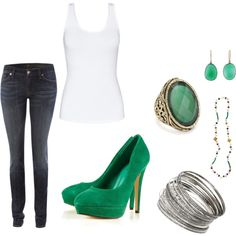 St. Patty's Day, created by jacquelinacosta.polyvore.com