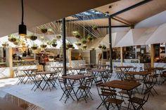 El Huerto de Lucas, un mercado orgánico, en el que la naturaleza encuentra su hueco en la ciudad