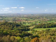 Herefordshire - a panoramic view from the Malverns - Photos - Herefordshire Life
