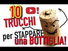 10 trucchi per aprire una bottiglia senza cavatappi! (VIDEO) | Videopazzeschi