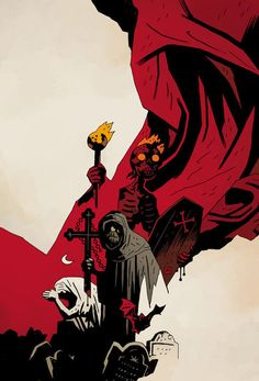 Mike Mignola can do no wrong in the eyes of the reigning demon at large.