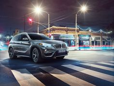 BMW X1 on Behance