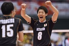 Yuki Ishikawa Photos - Japan v Australia - FIVB Men's Volleyball World Cup Japan 2015 - Zimbio