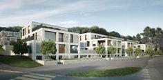 Areal Giessen Meilen by Max Dudler Architekt
