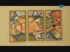 Peixes e paisagens de São João del-Rei são retratados em exposição do ar...