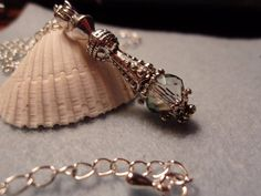 Gorgeous Jeannie in a Bottle Pendant with di ItIsSoShabbyChic