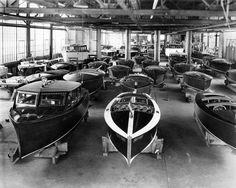 Gar Wood Marysville Plant – Circa 1938