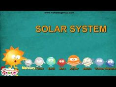 Solar System Interesting Facts Video