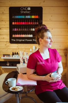 """I needed a space for my clients to come and have treatments. I now have my dream salon 'The Lash And Beauty Studio'"" -Sabrina Brown"